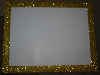 visionboard blank