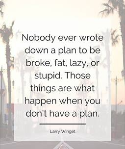 don't have a plan