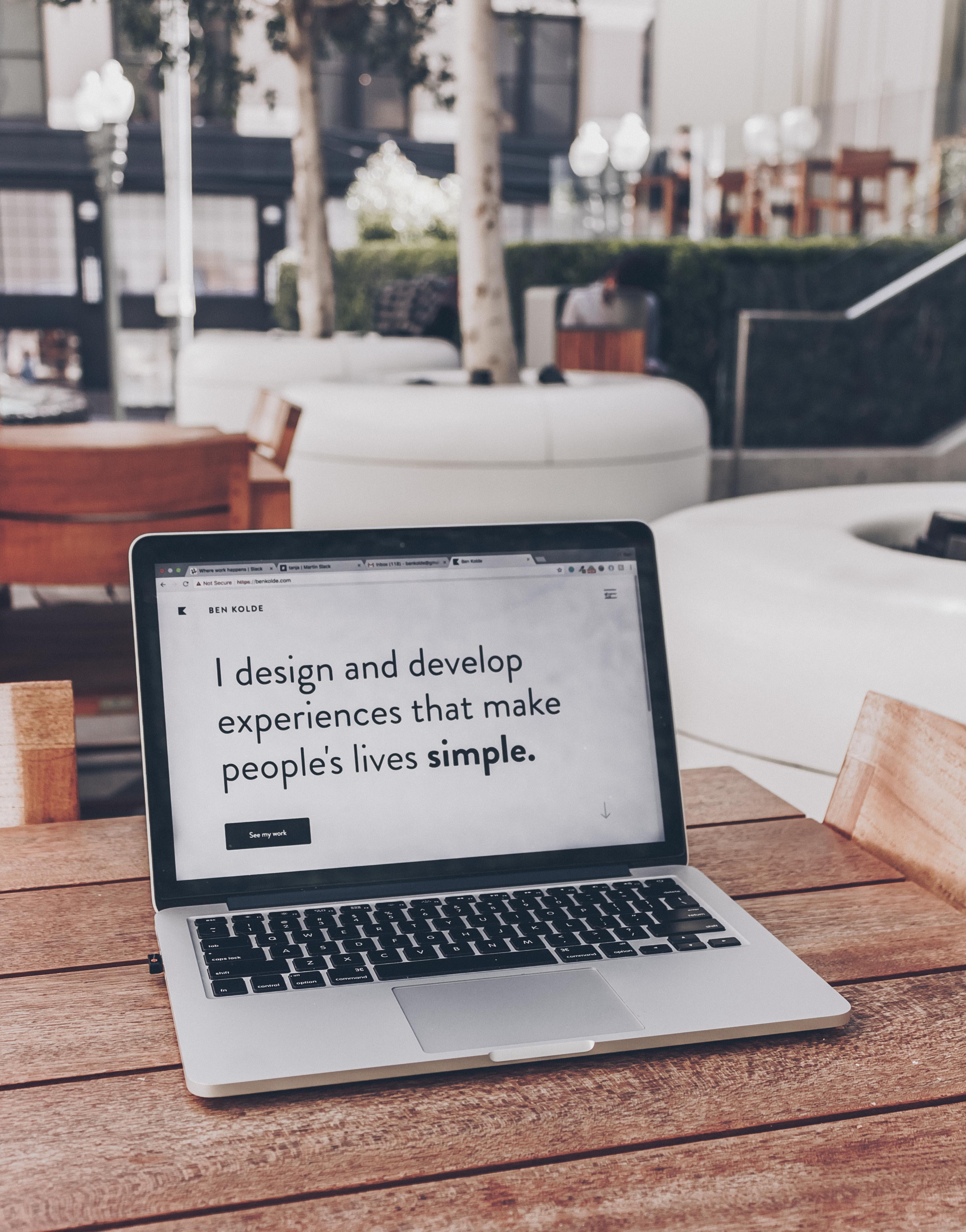 design develop computer