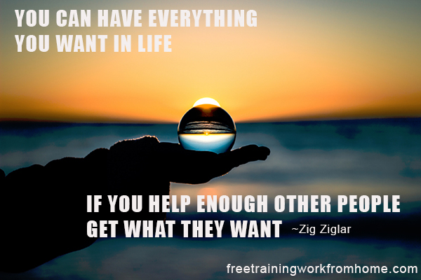 every thing you want