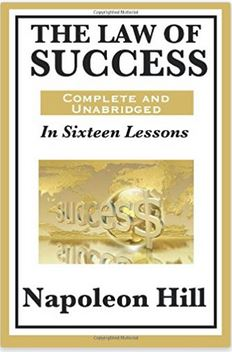 the law of success in 16 steps