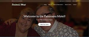 the panorama motel