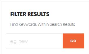 ubersuggest filter keywords