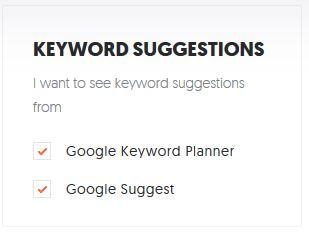 ubersuggest keyword suggestion
