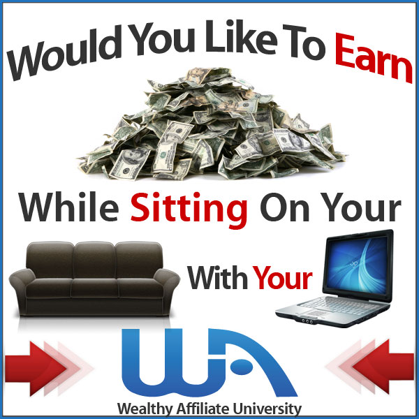 would you like to earn